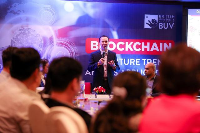 Bức tranh gần 70 triệu USD được lấy làm ví dụ cho tiềm năng ứng dụng của Blockchain tại tọa đàm của BUV - Ảnh 1.