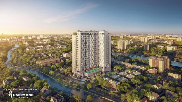 Nhà đầu tư vững tin khi đầu tư vào căn hộ Happy One – Premier - Ảnh 2.