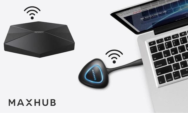 """Bao An Telecom giới thiệu bộ đôi thiết bị chia sẻ không dây độc đáo, kết nối chỉ với """"1 Click"""" - Ảnh 3."""