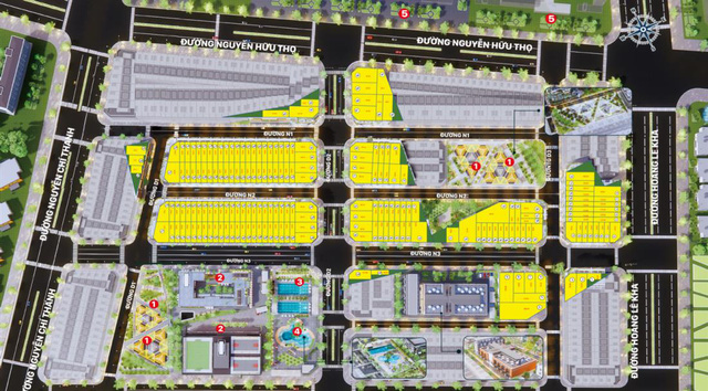 Đầu tư dự án Khu DCĐT Phường 3 Tây Ninh với chiết khấu hấp dẫn - Ảnh 2.