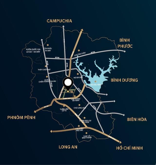 Đầu tư dự án Khu DCĐT Phường 3 Tây Ninh với chiết khấu hấp dẫn - Ảnh 3.