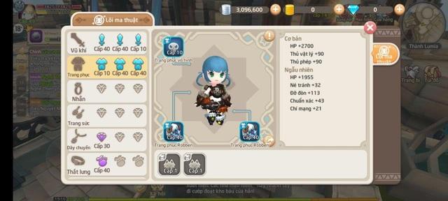 Lõi ma thuật – Thứ làm nên giá trị chơi khác người của Lumia Saga - Ảnh 6.