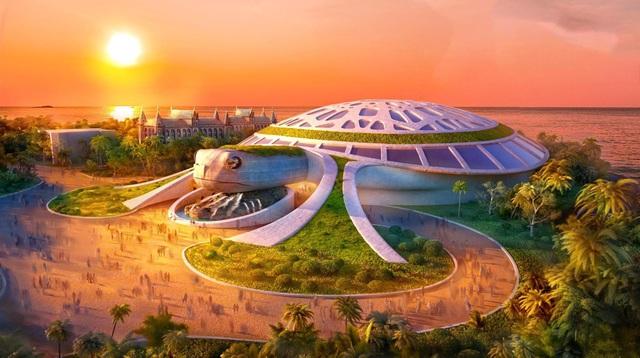 Loạt dự án thành hình ở phía Bắc đảo Phú Quốc - Ảnh 4.