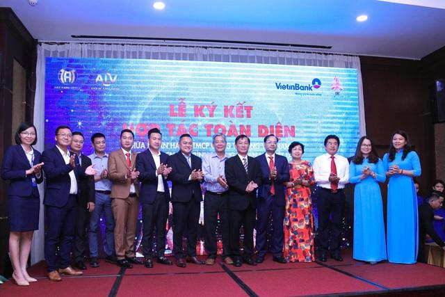 An Lạc Việt Land và Vietinbank ký kết hợp tác toàn diện - Ảnh 1.