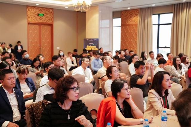 100 CEO đầu ngành fintech & proptech tham dự Dat Xanh Services Techday - Ảnh 1.