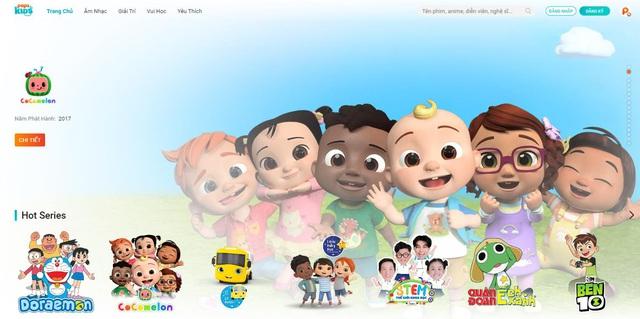 Ứng dụng POPS Kids tung ra phiên bản website: Hơn 30.000 video vui học nổi tiếng và an toàn cho trẻ - Ảnh 1.