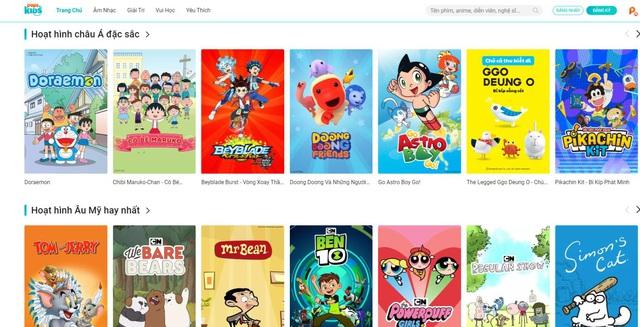 Ứng dụng POPS Kids tung ra phiên bản website: Hơn 30.000 video vui học nổi tiếng và an toàn cho trẻ - Ảnh 2.