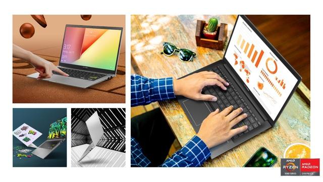 Tìm ngay chiếc laptop hoàn hảo cho mình trong loạt laptop ASUS chip AMD vừa ra mắt - Ảnh 1.