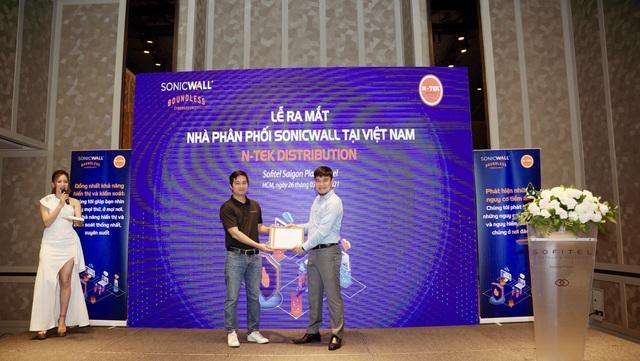 N-TEK Distribution chính thức là nhà phân phối ủy quyền của SonicWall tại Việt Nam - Ảnh 1.