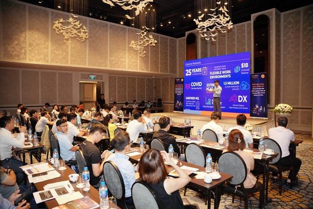 N-TEK Distribution chính thức là nhà phân phối ủy quyền của SonicWall tại Việt Nam - Ảnh 2.