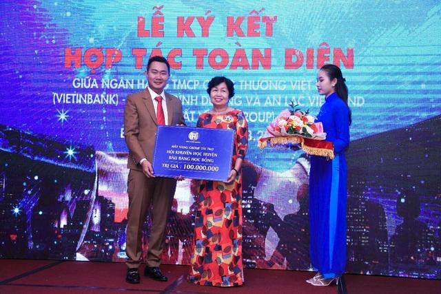 An Lạc Việt Land và Vietinbank ký kết hợp tác toàn diện - Ảnh 3.