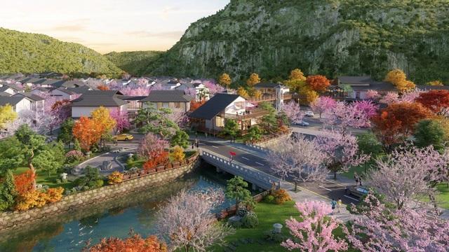 Phân khu Yoko Villas thuộc Sun Onsen Village ra mắt thu hút sự quan tâm của giới đầu tư