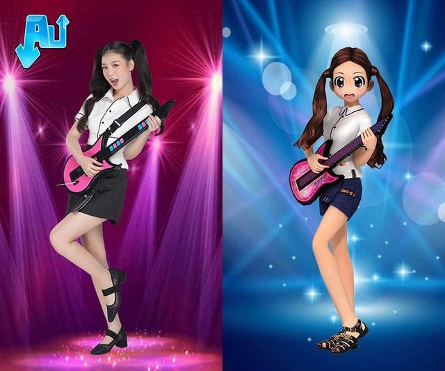 VTC làm netizen phát sốt khi tái hiện hình ảnh Amee và BlackPink trong game Audition - Ảnh 4.