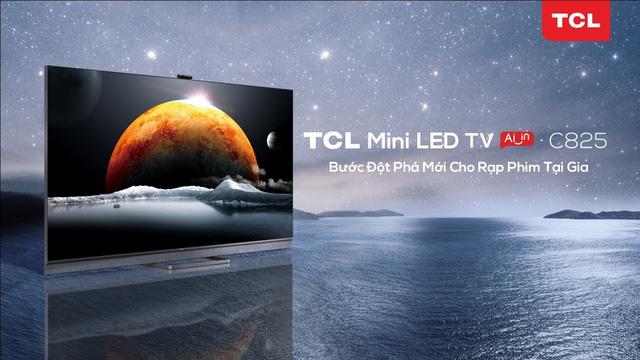 TCL Việt Nam ra mắt TV Mini-LED mới nhất 2021 và các sản phẩm AixIoT - Ảnh 1.