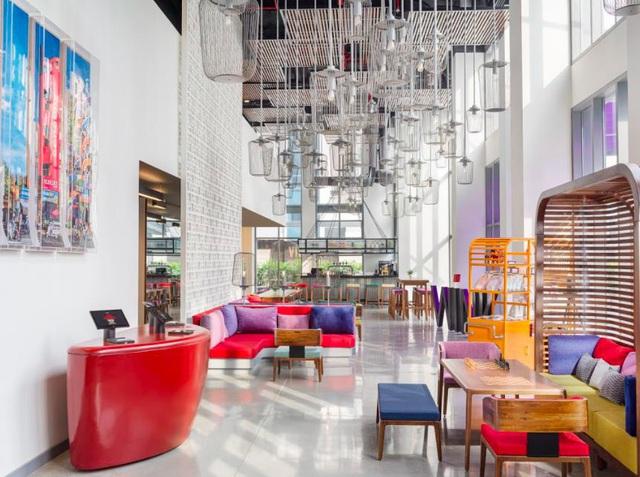 Khách sạn Wink đầu tiên khai trương tại Tp. Hồ Chí Minh - Ảnh 1.