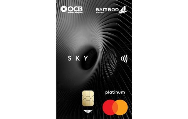 Giao dịch an tâm, cất cánh đẳng cấp với thẻ tín dụng OCB – Bamboo Airways - Ảnh 1.
