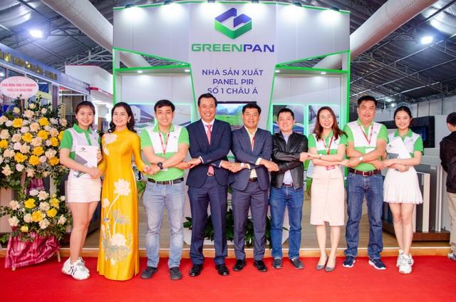 Greenpan tiên phong trong công nghệ tại Vietbuild - Ảnh 1.