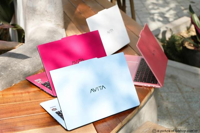 """Ngắm nhìn vẻ đẹp trẻ trung của laptop AVITA, """"anh em một nhà"""" với laptop VAIO đình đám - Ảnh 1."""