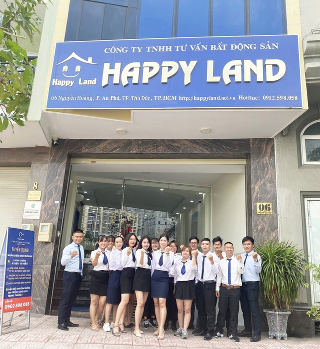 """Happy Land - """"nôi"""" đào tạo những chuyên viên bất động sản thời 4.0 - Ảnh 1."""
