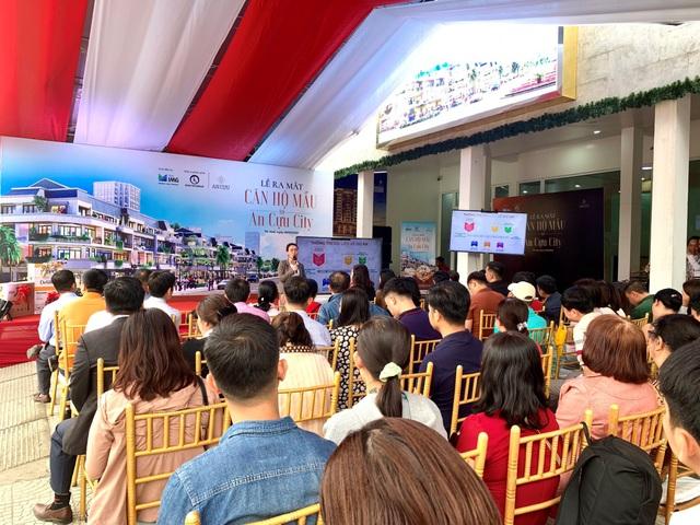 Nhiều sản phẩm được nhà đầu tư quan tâm tại sự kiện ra mắt An Cựu City - Ảnh 2.