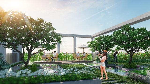"""Tuyến phố """"Shopping in resort"""" tại quận đông dân bậc nhất Thủ đô - Ảnh 2."""