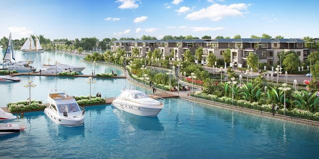 Nhà bên sông – Lựa chọn của tầng lớp thị dân mới - Ảnh 2.
