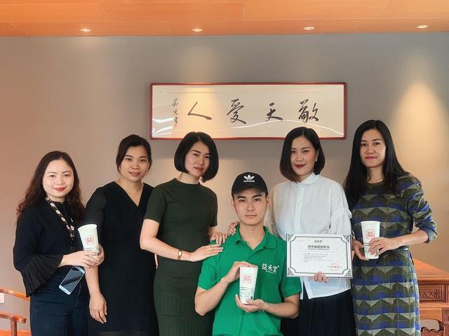 CEO Nguyễn Viên An - Hành trình mang YiHeTang Tea&Cofee về Việt Nam - Ảnh 3.