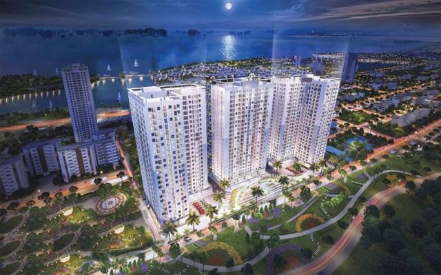 Xuân Mai Tower Thanh Hoá mở bán căn hộ tòa CT3 - Ảnh 1.