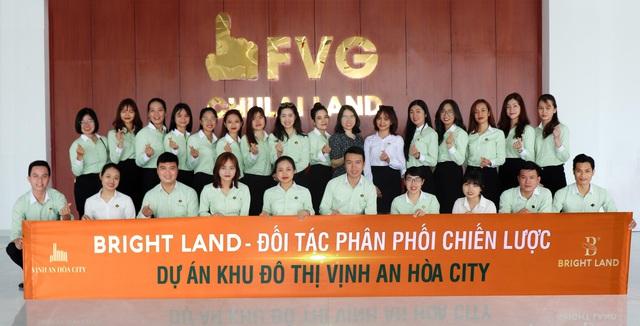 Bright Land trở thành đối tác chiến lược phân phối dự án Vịnh An Hòa City - Ảnh 1.