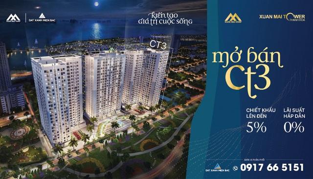 Hơn 700 căn hộ chung cư Xuân Mai Tower Thanh Hóa đã có chủ sở hữu - Ảnh 2.