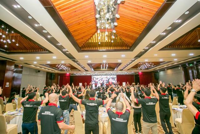 300 chủ doanh nghiệp tham gia lập kế hoạch cùng ActionCOACH CBD - Ảnh 1.