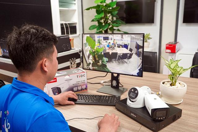 Dahua ra mắt Camera TiOC: An ninh thông minh, có thể báo động ngay lập tức khi phát hiện xâm nhập bất thường - Ảnh 2.