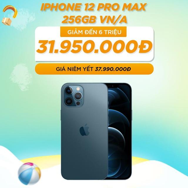 iPhone 12 Pro Max, iPhone Xs, Galaxy Z Fold 2 5G giảm đến 6 triệu tại XTmobile - Ảnh 2.