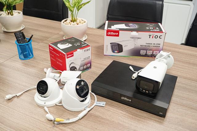 Dahua ra mắt Camera TiOC: An ninh thông minh, có thể báo động ngay lập tức khi phát hiện xâm nhập bất thường - Ảnh 3.