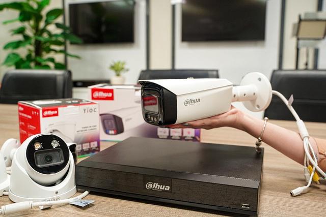 Dahua ra mắt Camera TiOC: An ninh thông minh, có thể báo động ngay lập tức khi phát hiện xâm nhập bất thường - Ảnh 4.