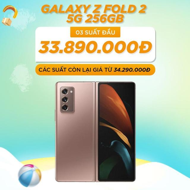 iPhone 12 Pro Max, iPhone Xs, Galaxy Z Fold 2 5G giảm đến 6 triệu tại XTmobile - Ảnh 4.