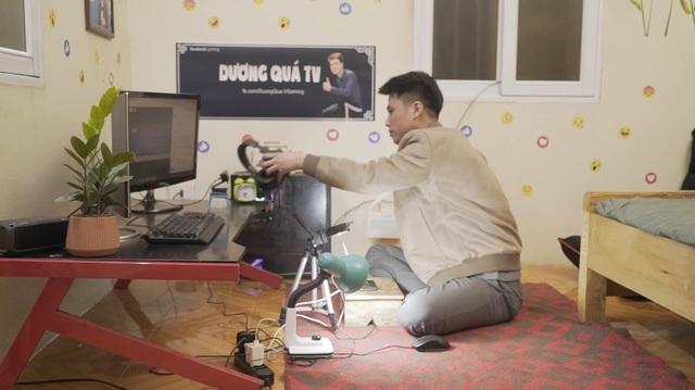 """Nỗ lực vượt khó trở thành """"Thần Điêu Đại Hiệp"""" làng streamer Việt của chàng trai 9x - Ảnh 5."""