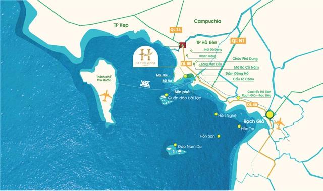 Ha Tien Venice Villas: Giải bài toán lưu trú và kinh doanh cao cấp tại Hà Tiên - Ảnh 3.