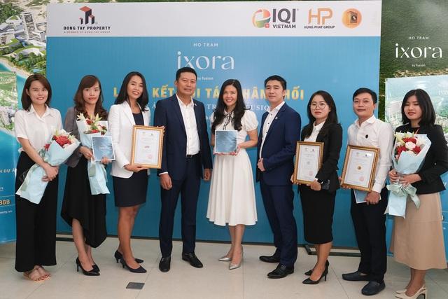 Dong Tay Property trở thành đối tác phân phối Ixora Ho Tram by Fusion - Ảnh 1.
