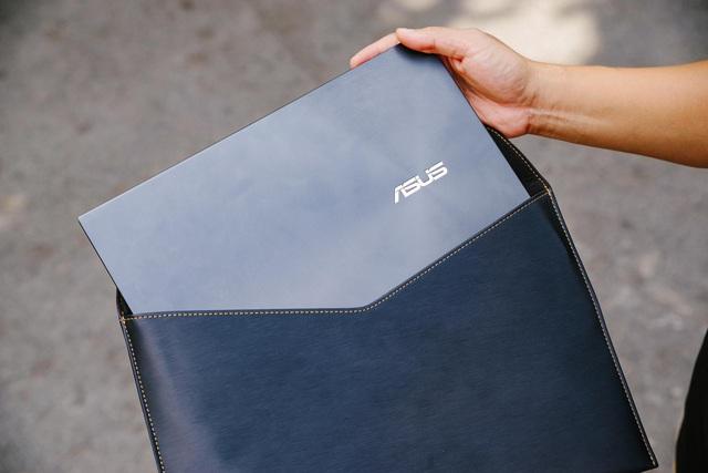 Đánh giá ZenBook Flip 13 UX363: Laptop đa dụng cho vân văn phòng, linh hoạt, pin trâu, màn hình OLED là điểm sáng - Ảnh 2.