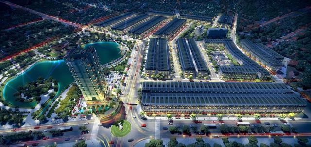 Vĩnh Yên Center City thu hút mạnh mẽ sự quan tâm của giới đầu tư - Ảnh 1.