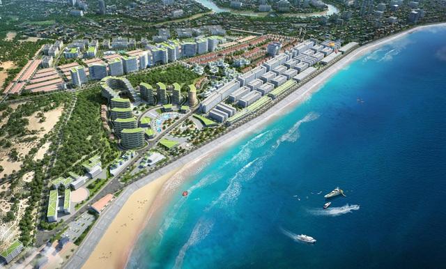 Phan Thiết: Điểm đến an toàn cho các nhà đầu tư bất động sản nghỉ dưỡng biển - Ảnh 1.