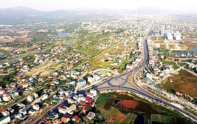 Thành phố Uông Bí, trọng điểm phát triển kinh tế ven biển miền Bắc (Nguồn ảnh: uongbi.gov)