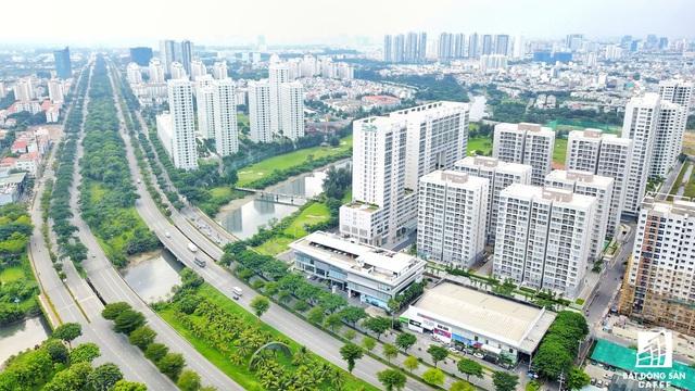 Thị trường bất động sản Bình Chánh khởi sắc trước thông tin lên quận - Ảnh 1.