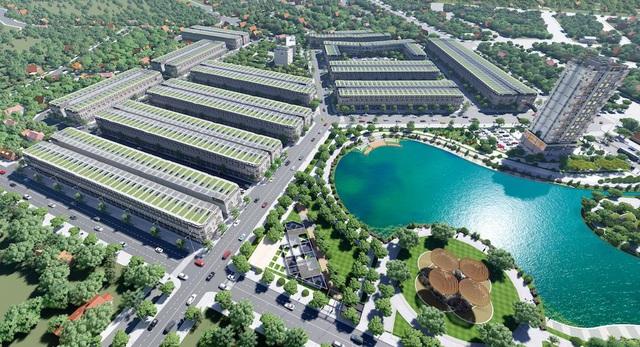 Vĩnh Yên Center City thu hút mạnh mẽ sự quan tâm của giới đầu tư - Ảnh 2.