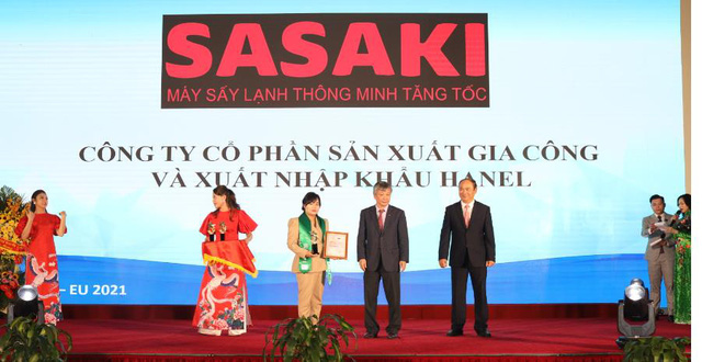 Nữ chủ tịch công ty Hanel PT đề xuất nâng tầm thương hiệu Việt trên thị trường quốc tế tới Thủ tướng - Ảnh 3.