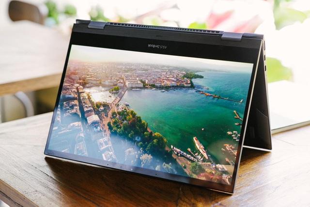 Đánh giá ZenBook Flip 13 UX363: Laptop đa dụng cho vân văn phòng, linh hoạt, pin trâu, màn hình OLED là điểm sáng - Ảnh 5.