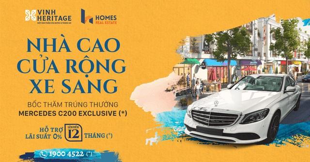 Mở bán phân khu Hoàng yến dự án Vinh heritage thu hút hơn 400 khách hàng tham dự - Ảnh 4.