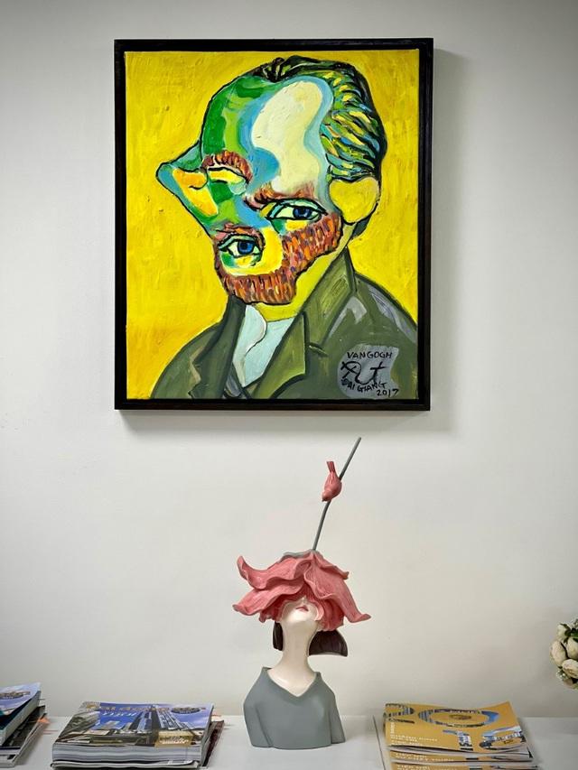 """""""Nghệ thuật đảo ngược"""" từ phòng tranh triển lãm đến ý nghĩa cuộc sống - Ảnh 3."""