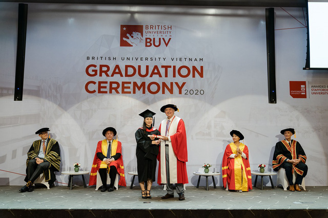 Cơ hội học tập với chương trình Du học không gián đoạn của BUV - Ảnh 2.